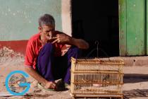 Bird Cages in Trinidad Cuba