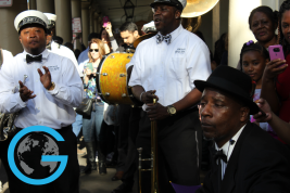 Funeral Second Line
