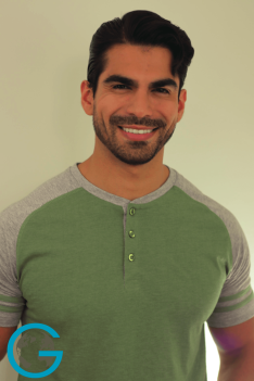 Male Modeling Headshots