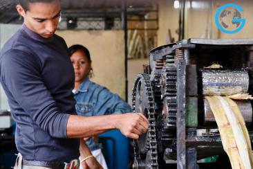 Fixing the Guarapo Machine: Havana, Cuba