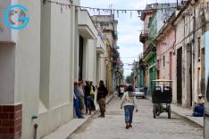 Lazy Walks in Old Havana, Cuba