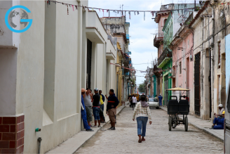 Lazy Walks in Old Havana, Cuba