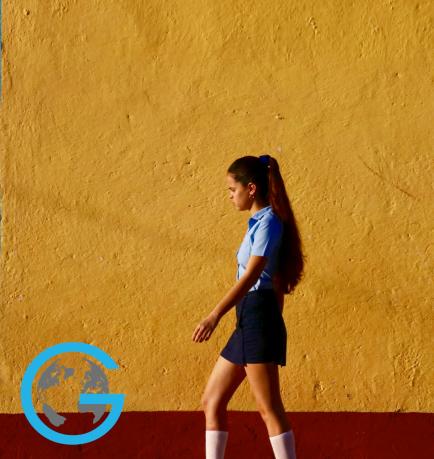 Colorful Casas in Trinidad, Cuba