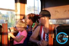 The train to Hershey, Cuba