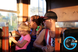 The train to Hershey, Cuba