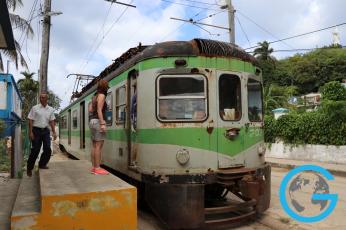 The Train to Hershey: Havana, Cuba