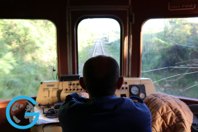 The Train to Hershey: Havana, Cuba