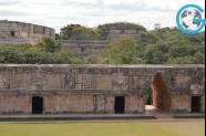 Estádio de Uxmál, Yucatán, México